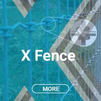 x fence