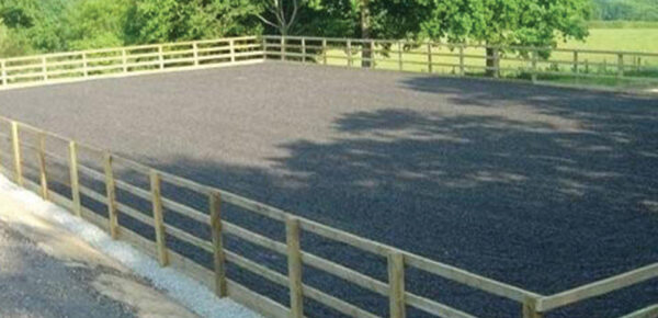 How To Construct A Horse Riding Arena