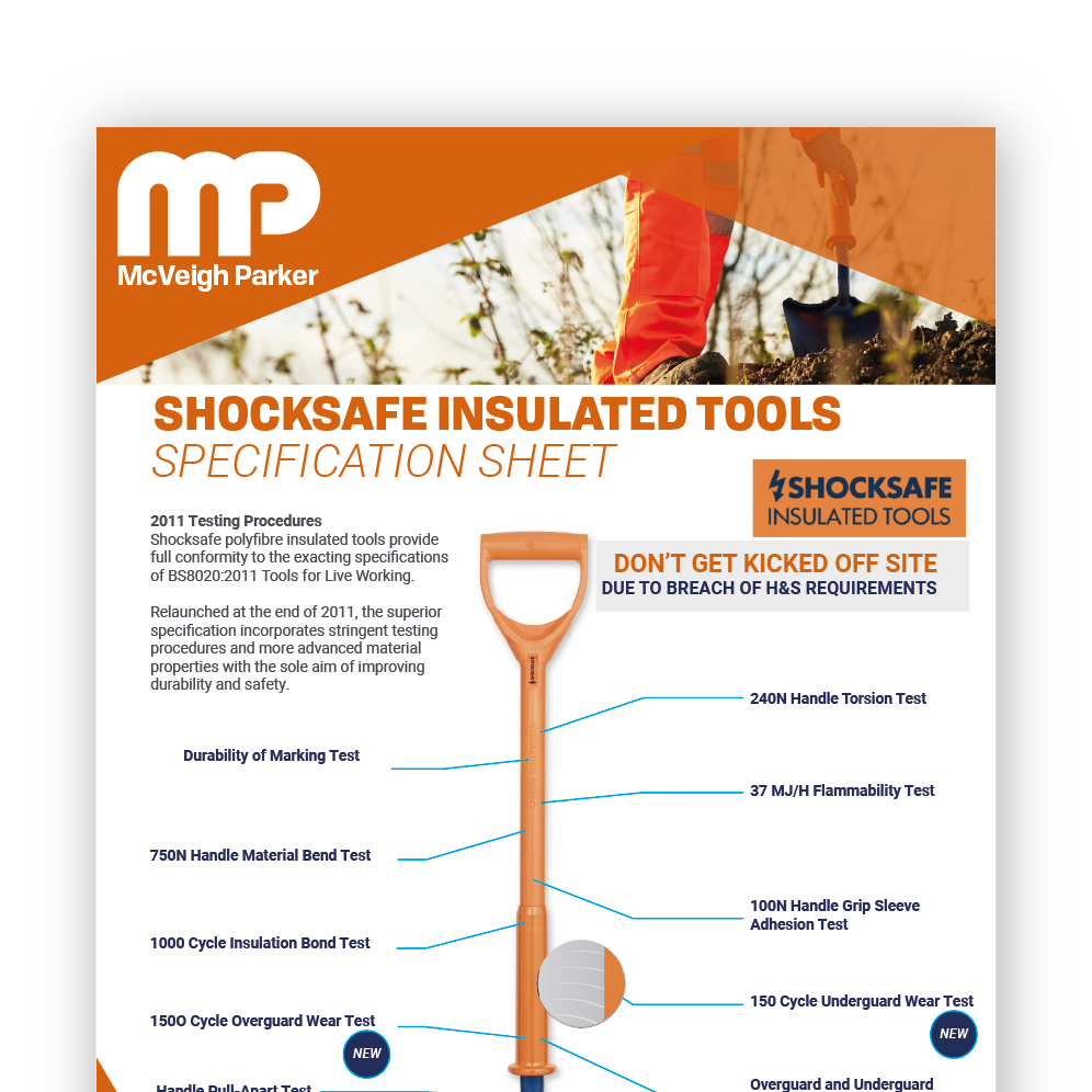 Shocksafe Tools