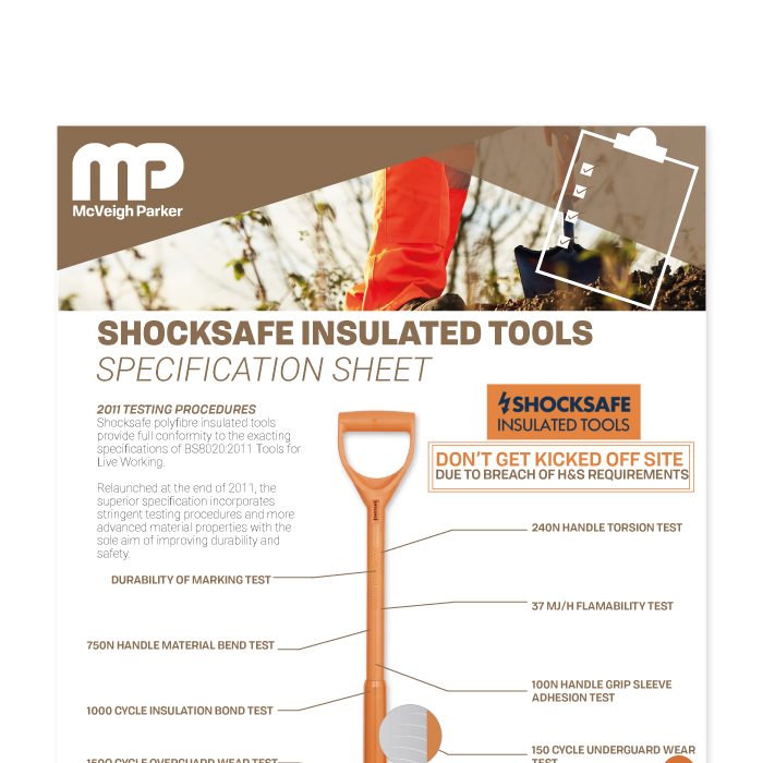Shocksafe Tools