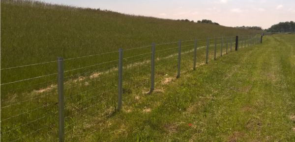 Environment Agency Livestock Fence - Triple X Fencing