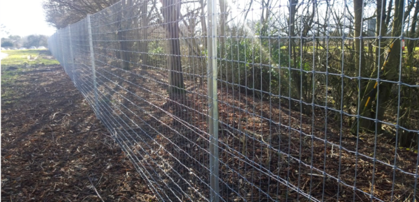 Security Fence - Triple X Fencing