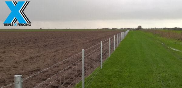 Livestock Fence - Triple X Fencing