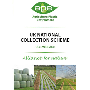 APE - Agriculture Plastic Environment