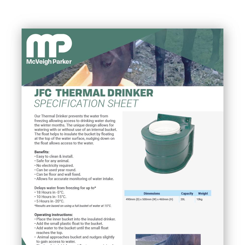 JFC Thermal Drinker