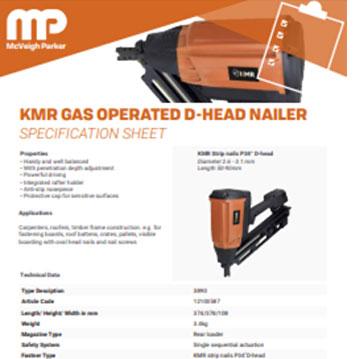 KMR Gas Nailer