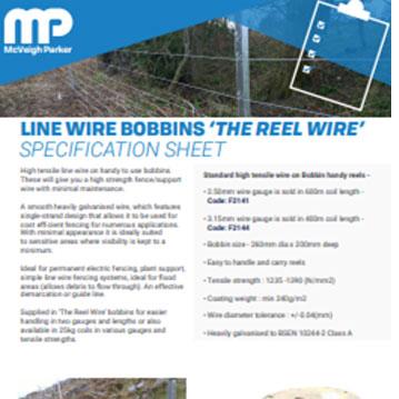Line Wire Bobbins