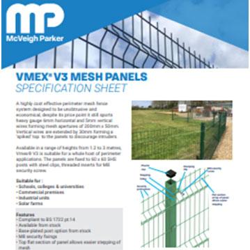 Vmex V3 Mesh Panels