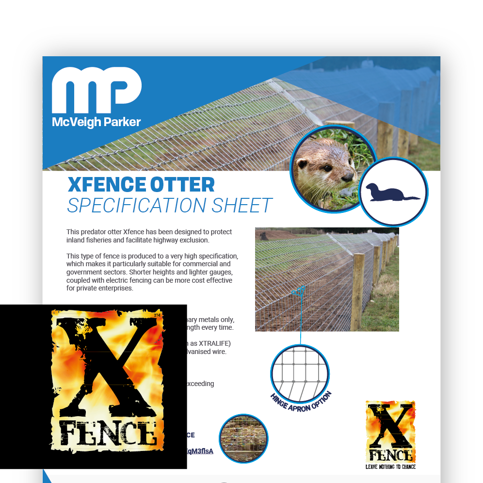 Xfence Otter