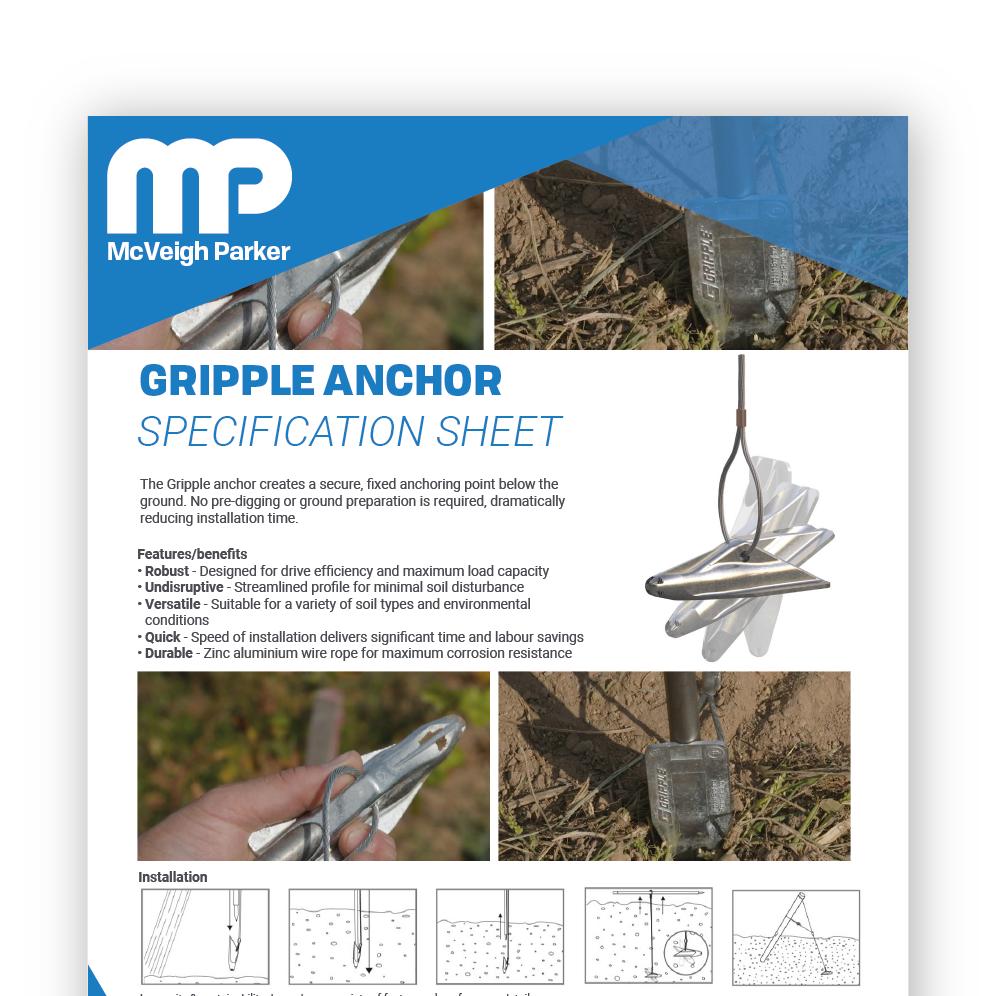 Gripple Anchor