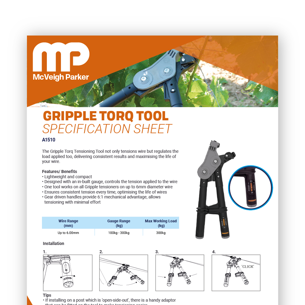 Gripple Torq Tool