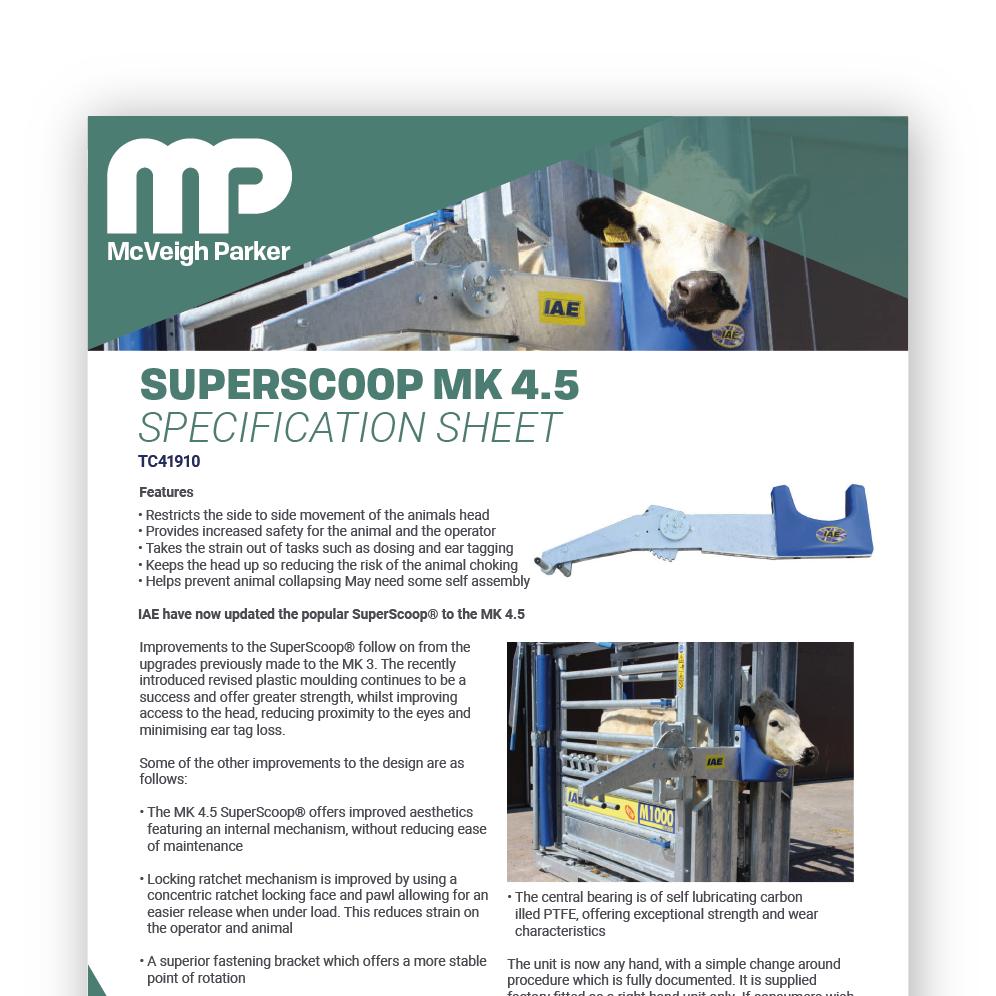 Superscoop MK 4.5