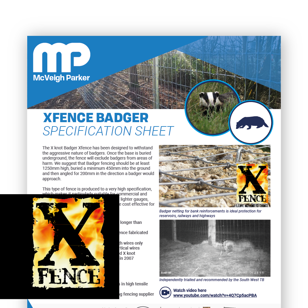 Xfence Badger