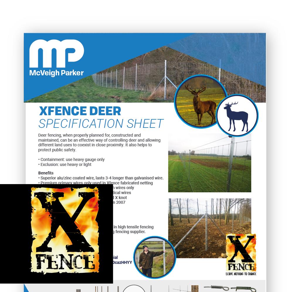 Xfence Deer