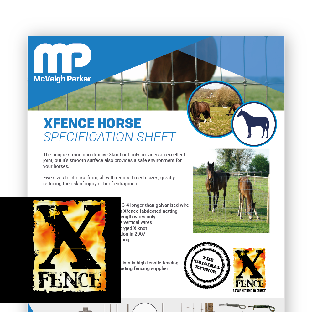 Xfence Horse