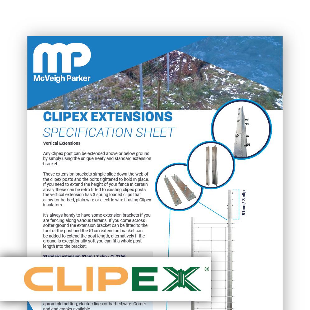 Clipex Extensions