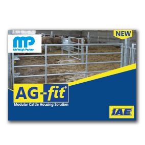 AG-fit Modular Cattle Housing Equipment