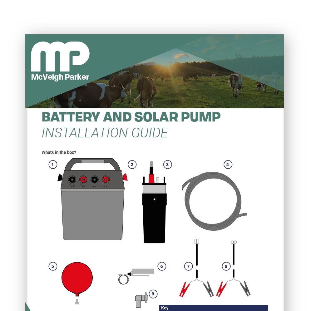 Solar Water Pump Installation Guide