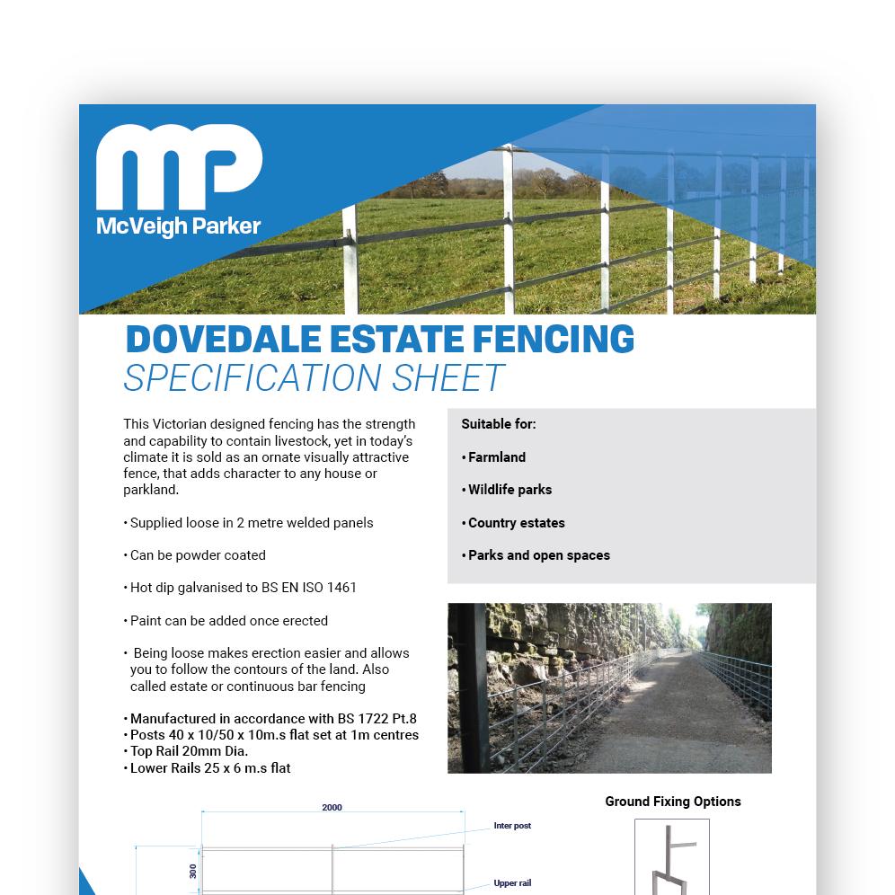Dovedale Fencing